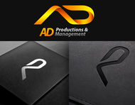 Corporate Logo Design 'AD Productions & Management' - Entry #111