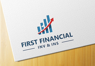First Financial Inv & Ins Logo - Entry #75