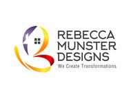 Rebecca Munster Designs (RMD) Logo - Entry #174