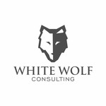 White Wolf Consulting (optional LLC) Logo - Entry #143