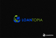 Loantopia Logo - Entry #33