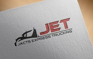 Jacts Express Trucking Logo - Entry #144