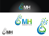 MH Aquatics Logo - Entry #113