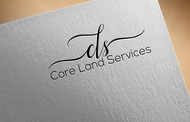CLS Core Land Services Logo - Entry #269