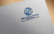 Revolution Roofing Logo - Entry #361