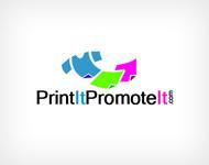 PrintItPromoteIt.com Logo - Entry #66