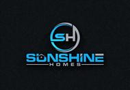Sunshine Homes Logo - Entry #438