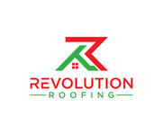 Revolution Roofing Logo - Entry #308