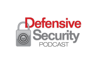 Defensive Security Podcast Logo - Entry #104