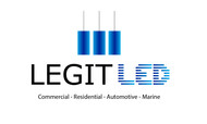 Legit LED or Legit Lighting Logo - Entry #154