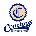 CONETOPS.COM BEERCANS.COM SELLBEERCANS.COM Logo - Entry #9