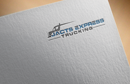 Jacts Express Trucking Logo - Entry #105