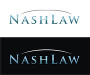 Nash Law LLC Logo - Entry #73