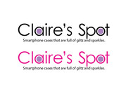 Claire's Spot Logo - Entry #23