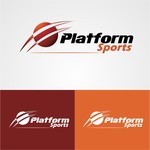 "Platform Sports "" Equipping the leaders of tomorrow for Greatness."" Logo - Entry #10"
