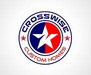 Crosswise Custom Homes Logo - Entry #34