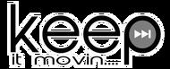 Keep It Movin Logo - Entry #318