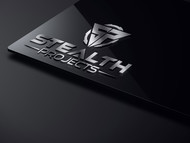 Stealth Projects Logo - Entry #331