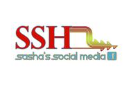 Sasha's Social Media Logo - Entry #168