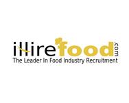 iHireFood.com Logo - Entry #62