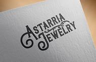 Astarria Jewelry Logo - Entry #67