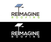 Reimagine Roofing Logo - Entry #314