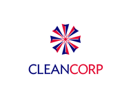 B2B Cleaning Janitorial services Logo - Entry #100