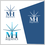 MH Aquatics Logo - Entry #134