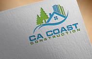 CA Coast Construction Logo - Entry #215
