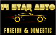 14 Star Auto Logo - Entry #81