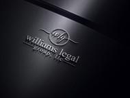williams legal group, llc Logo - Entry #120