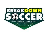 BreakDownSoccer Logo - Entry #33