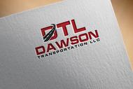 Dawson Transportation LLC. Logo - Entry #184