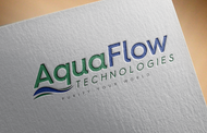 AquaFlow Technologies Logo - Entry #56