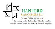 Hanford & Associates, LLC Logo - Entry #522