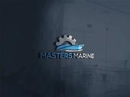 Masters Marine Logo - Entry #70