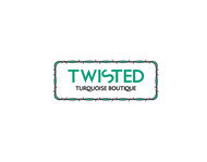Twisted Turquoise Boutique Logo - Entry #137