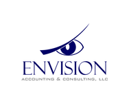 Envision Accounting & Consulting, LLC Logo - Entry #108