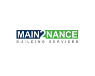MAIN2NANCE BUILDING SERVICES Logo - Entry #16