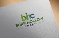 Burp Hollow Craft  Logo - Entry #147
