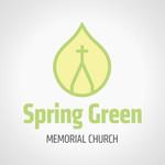 Spring Green Memorial Church Logo - Entry #104