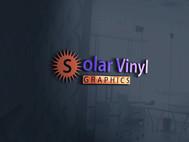 Solar Vinyl Graphics Logo - Entry #110