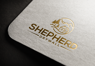 Shepherd Drywall Logo - Entry #157