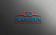 PlaneFun Logo - Entry #35