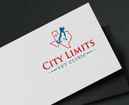City Limits Vet Clinic Logo - Entry #146