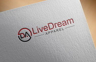 LiveDream Apparel Logo - Entry #221