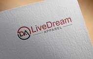 LiveDream Apparel Logo - Entry #221