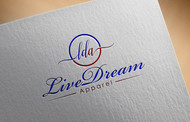 LiveDream Apparel Logo - Entry #235