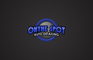 On the Spot Auto Detailing Logo - Entry #60