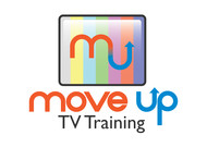 Move Up TV Training  Logo - Entry #86